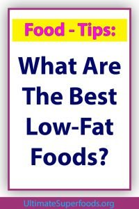 Superfood-Low-Fat