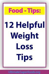 Superfood-Template-Weightloss