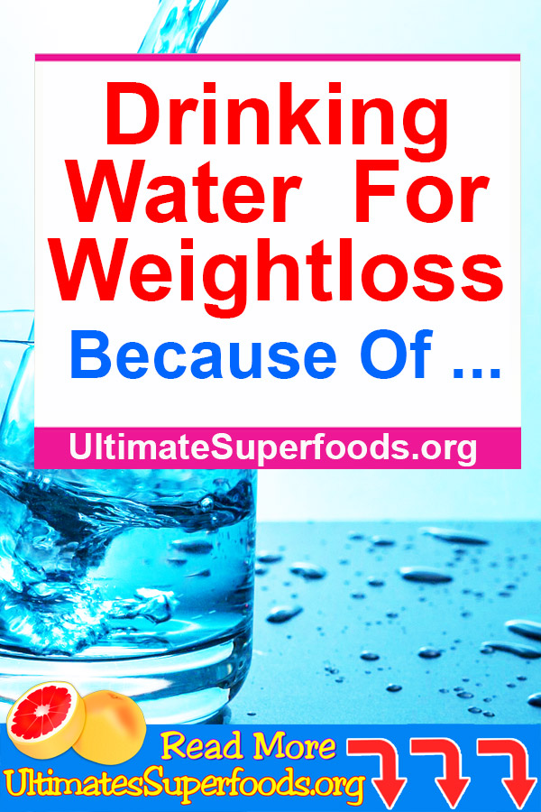 Superfood-Water-Weightloss