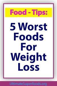 Superfood-Worst