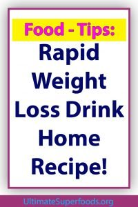 Superfood-drink
