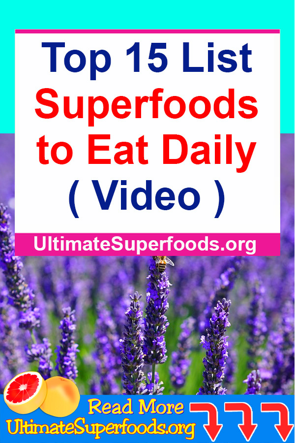 Superfoods-15-List