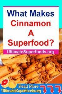 Superfoods-Cinnamon