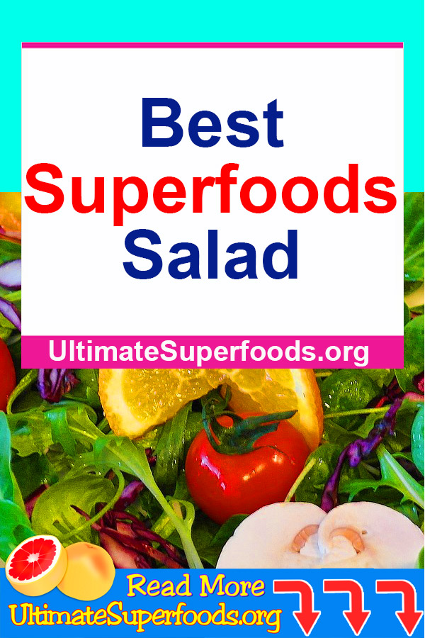 Superfoods-Salad