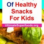 Superfoods-Snacks