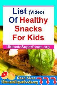 Superfoods-Snacks