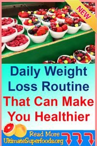 Superfoods-Weightloss-Routine