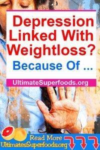 Superfoods-depression-Weightloss