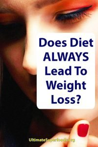 Does Diet ALWAYS Lead To Weight Loss