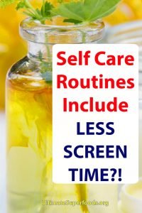 Superfood-Self-Care-Routines