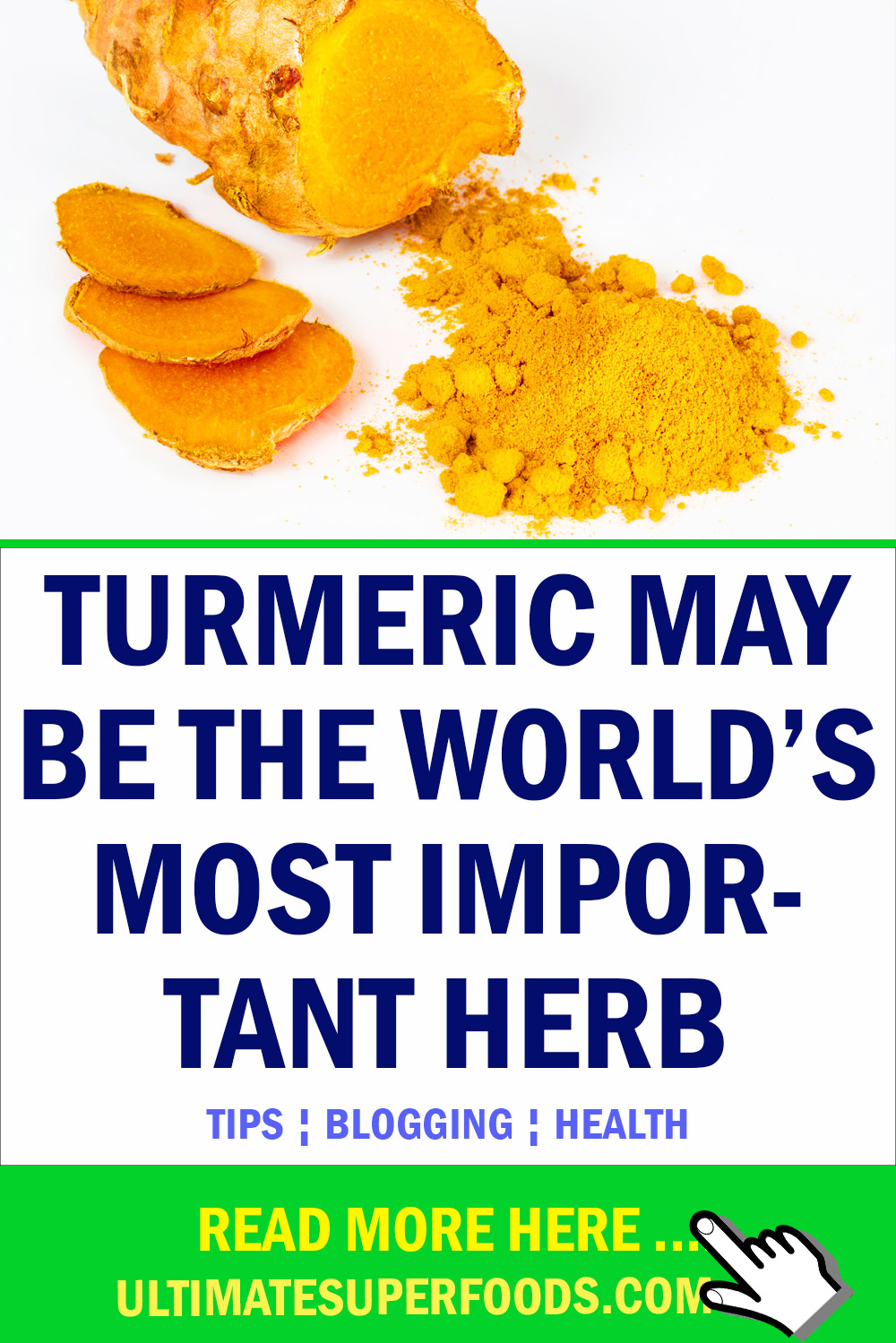 Turmeric-Herb