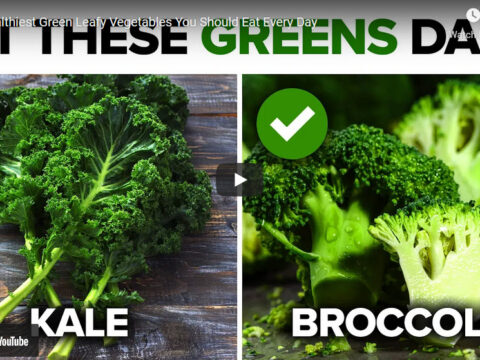 Are green vegetables healthy